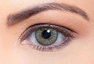 Solotica Natural Colors Quartzo - lentillas de colores anuales sin doprtías - 1 par (2 undidades)