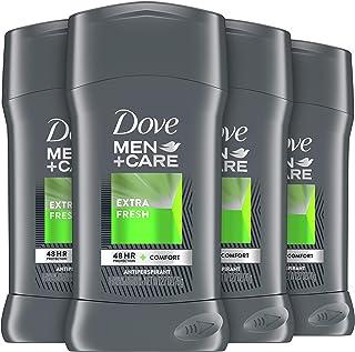 Dove Men + Deodorant Stick ضد عرق ضدعفونی کننده ، فوق العاده تازه ، 2.7 اونس ، 4 عدد (بسته بندی ممکن است متفاوت باشد)
