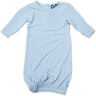 KicKee Pants Layette Gown, Pond