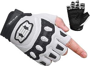 BearCraft Gants de Moto Respirants Gants Tactiques Full Finger Mitaines pour Le Sport et la Moto