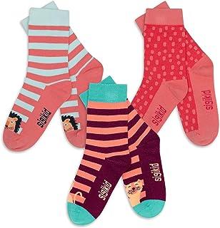 Sigikid, Pack de 3 pares de calcetines de algodón orgánico para Bebés