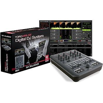 M-Audio Torq MixLab Digital DJ System
