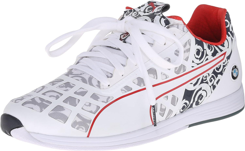 Puma Men's Bmwmsevospeed1.4Locamo Motor Sport shoes