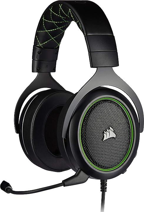 Cuffie gaming con microfono corsair hs50 pro stereo CA-9011216-EU