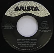 Brooks & Dunn 45 RPM Boot Scootin'' Boogie / Lost and Found