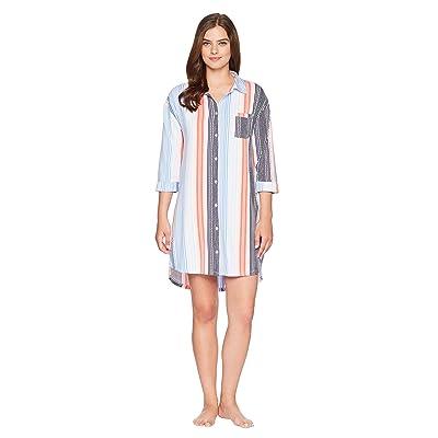 Jockey Sleepshirt (Multi Stripe) Women