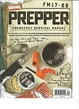 American Survival Guide Magazine Prepper Survival Field Manual FALL 2017.