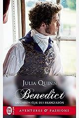 La chronique des Bridgerton (Tome 3) - Benedict Format Kindle