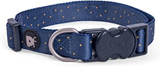 Petface Ocra Ditsy Spot Dog Collar, X-Small