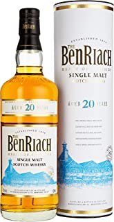 Benriach 20 Years Whisky 1 x 0.7 l