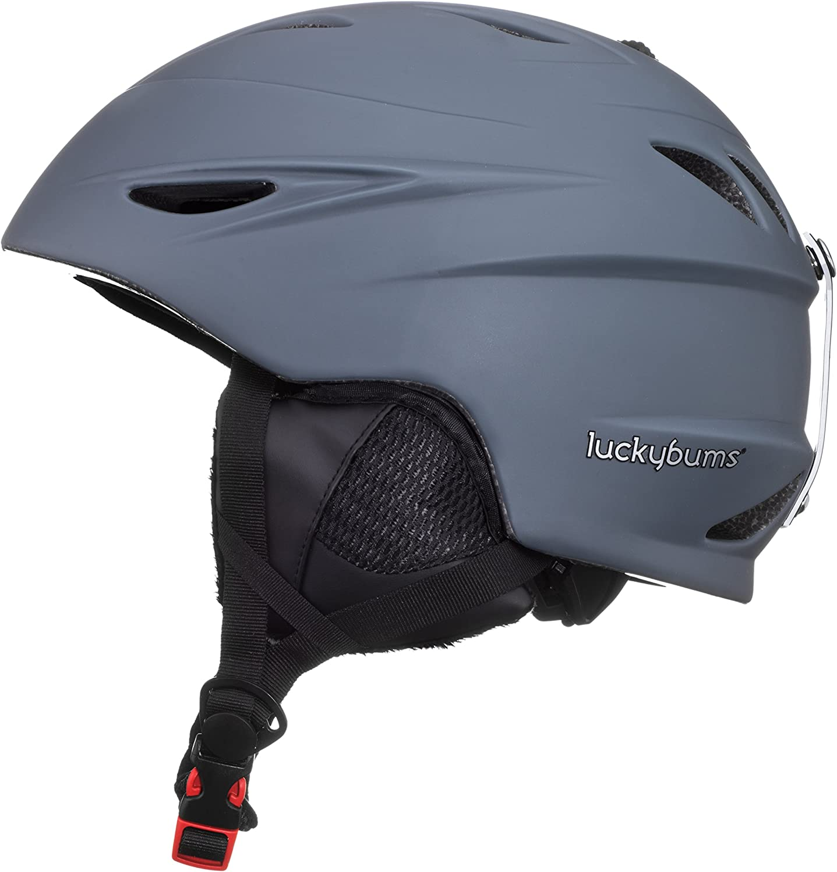 Lucky Bums Helm Helm Helm Alpine Series B01N7OTZOU  Tadellos 21fbc7