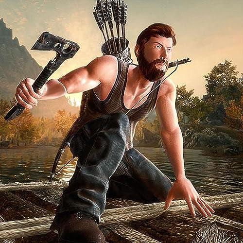 Rules Of Survival Jungle Fighting Evolution Game 3D: Raft Survivor Hero Pacific Island Escape Simulator  Adventure Mission Games Free For kids 2018