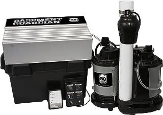 guardian water backup sump pump