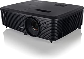 Optoma X341 3300 Lumens XGA 3D DLP Projector with Superior Lamp Life and HDMI (Renewed)