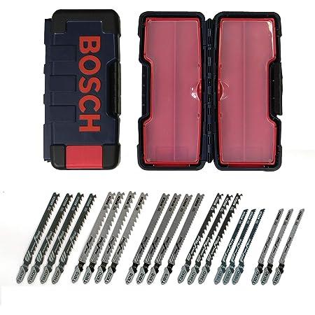 Bosch T30W 30-Piece Woodworking Jigsaw Set