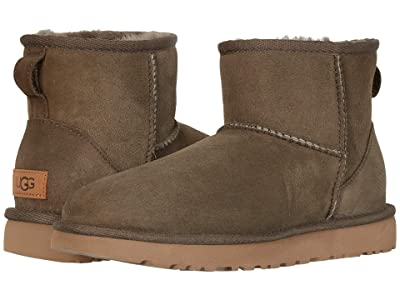 UGG Classic Mini II (Eucalyptus Spray) Women