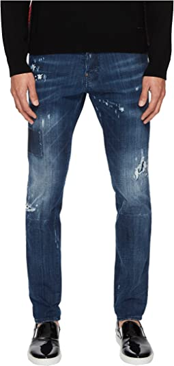 DSQUARED2 - Broken Wash Cool Guy Jeans