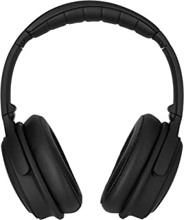 Xqisit ANC oE400 Noise Canceling Bluetooth Wireless Headphones - Black