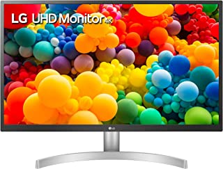 "LG 27UL500-W.AEU 27"" Klasse 4K UHD IPS-LED-Monitor Met HDR 10 (27"" Diagonaal), Zwart"