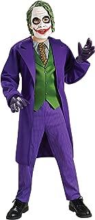 Big Boys' Deluxe Joker Costume X-Large Purple