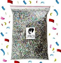 JPACO Sparkle Metallic Confetti (300 Grams)