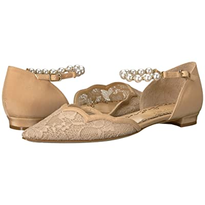 Marchesa Lucy (Nude Lace) Women