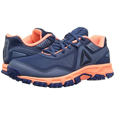 Reebok Kids Ridgerider Trail 3.0 (Little Kid/Big Kid) (Blue/Slate/Pink) Girls Shoes