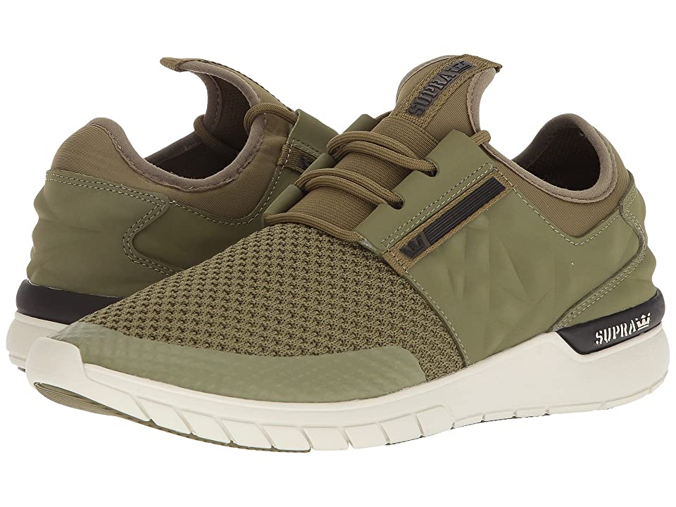 Supra Flow Run Evo 2 (Olive/Bone) Men