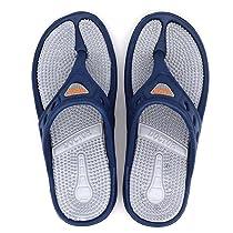 [Size 9] NEXA Unisex-Adult Acupressure Slippers