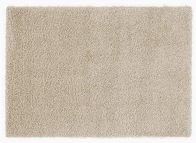 BREEZE SHAGGY Hochflor Langflor Teppich in beige, Größe: 160x230 cm
