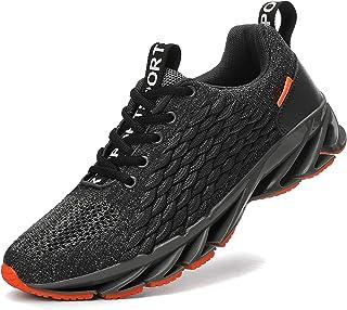 TAIZHOU Uomo Donna Scarpe da Ginnastica Corsa Sportive Fitness Running Sneakers Basse Interior Casual all'Aperto