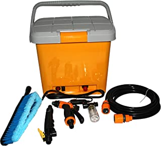 Portable high pressure car washer,DC 12V