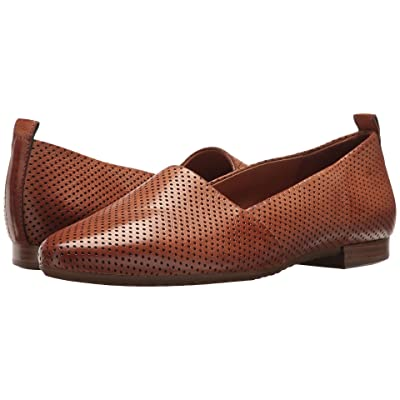 Paul Green Perry Flat (Cuoio Leather) Women