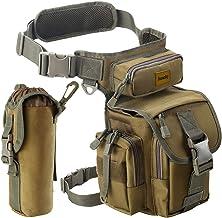 Drop Leg Bag for Men Metal Detecting Pouch Tactical Military Thigh Waist