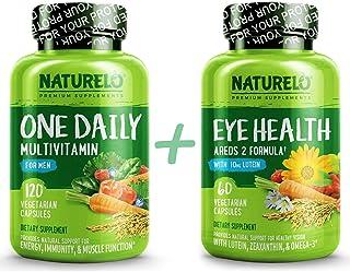 Bundle: One Daily Multivitamin for Men + Eye Health