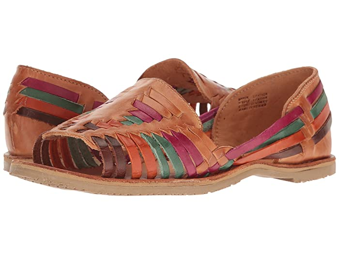 80s Shoes, Sneakers, Jelly flats Sbicca Jared Multi Womens Flat Shoes $64.99 AT vintagedancer.com