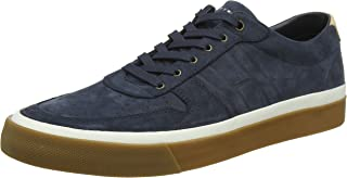 Tommy Hilfiger Unlined Low Cut Nubuck Sneaker, Scarpe da Ginnastica Basse Uomo