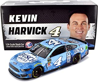 Lionel Racing Kevin Harvick 2019 Busch Light NASCAR Diecast Car 1:24 Scale