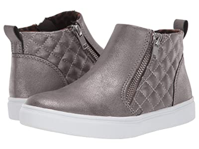 Steve Madden Kids Jreggie (Little Kid/Big Kid) (Pewter) Girl
