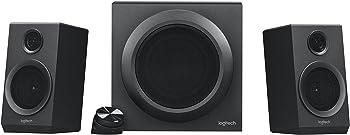 Logitech Z333 2.1-Channel 80-watt Multimedia Speaker System