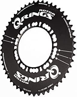 rotor Aero Q-Ring 110 x 5 BCD Five Oval Position Chainring: 50t Outer use