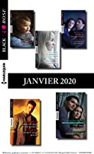 Pack mensuel Black Rose : 10 romans (Janvier 2020) (French Edition)