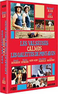 Le Meilleur des 70's - Coffret - Les valseuses + Calmos + Les galettes de Pont-Aven