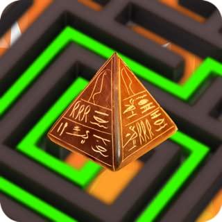 Geometry Maze Escape - Run!