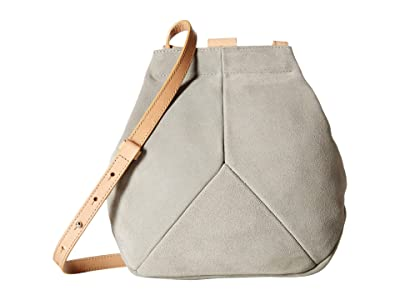 ECCO Ella Crossbody (Wild Dove) Cross Body Handbags