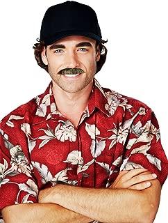 The Magnum Mustache Magnum Pi Tom Selleck Ron Burgundy Anchorman Stache