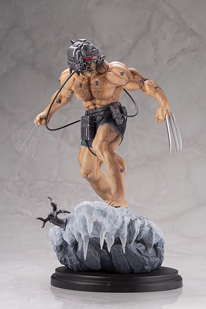 Kotobukiya marvel comics art statue