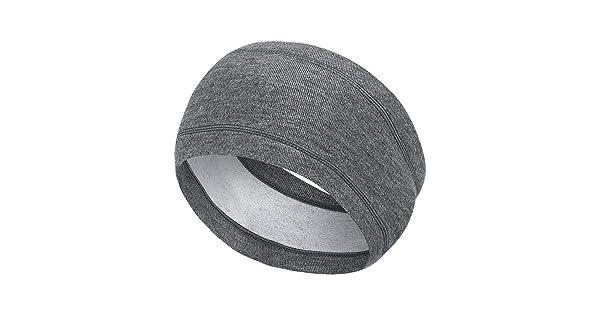 YOSUNPING Winter Thermal Headband Fleece Ear Covers Warmer Sweatband for Men//Women