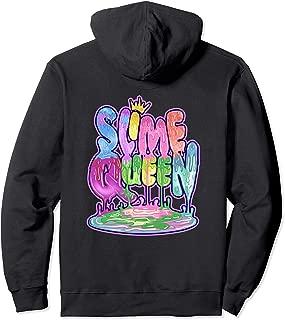 Slime Hoodie - Slime Queen Hoodie For Girls