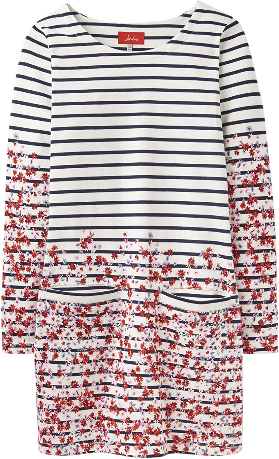 Joules Women's QUINN34  Tunic with Pockets